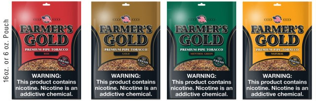 Farmer's Gold Pipe Tobacco
