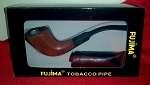 Tapered Stem Tobacco Pipe