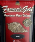 Farmer's Gold Red Pipe Tobacco 6 oz