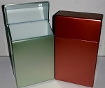 Metallic Finish 100mm Size Cigarette Case