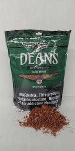 Dean's Cool Blend Menthol Flavor Pipe Tobacco - 16oz Bag
