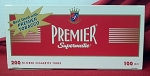 Premier Full Flavor 100mm Size Filtered Cigarette Tubes