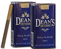 Dean's Large Cigars - Full  Flavor