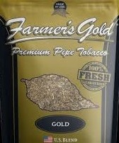 Farmer's Gold Gold Pipe Tobacco 16 oz